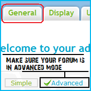 Resynchronizing Your Forum Captur26