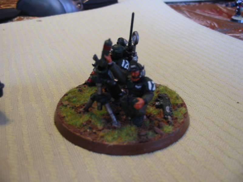 my new imperial guard paint job Img_4612