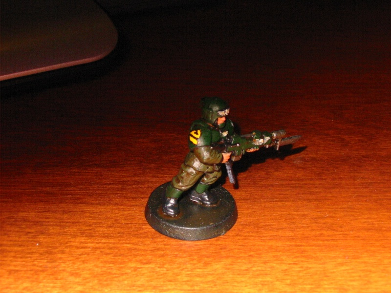 my new imperial guard paint job Koji_015