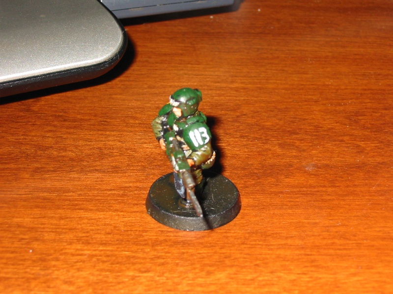 my new imperial guard paint job Koji_016