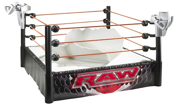 WWE Flex Force Breakdown Brawl Wrestling Ring Wwe-ma10