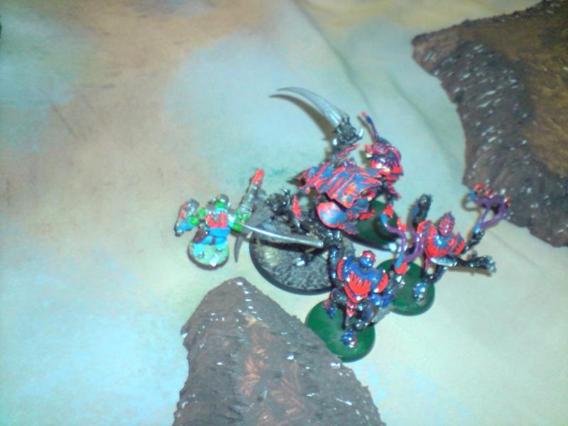 Orks Vs Ultramarines Vs ??? Prince11