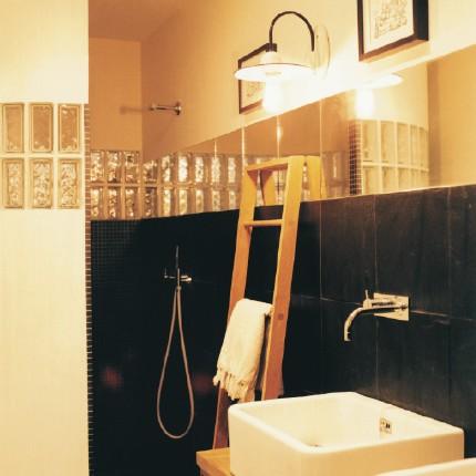 une belle petite salle de bain Id_35010