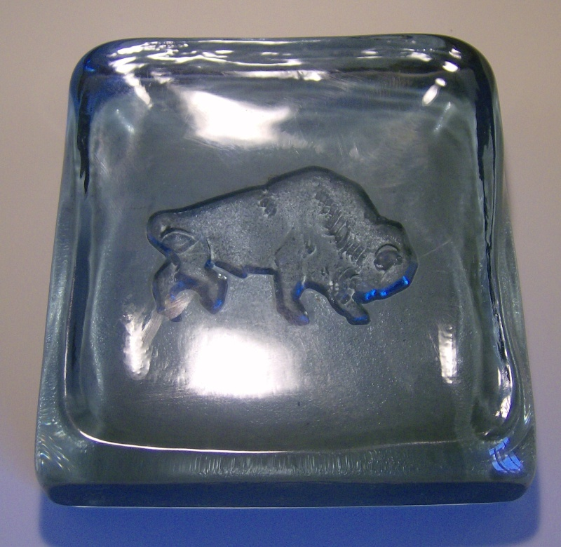 Buffalo dish  The Royal Antediluvian Order of the Buffaloes Bull_t10