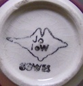 Joe (Jo) Lester - Isle of Wight and West of England Pottery  March213