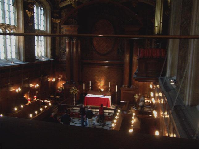 The Chapel Royal 08s10