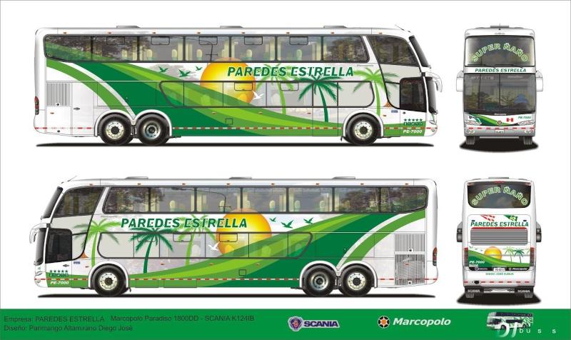 Diseños de Buses a mano y a PC. Copia_10