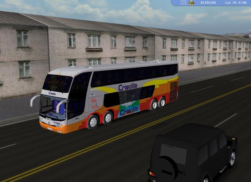 Presento mis buses del Perú que realize: Pttm_012