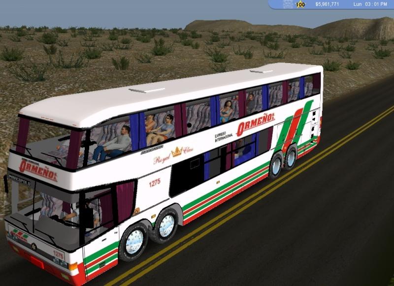Presento mis buses del Perú que realize: Pttm_014