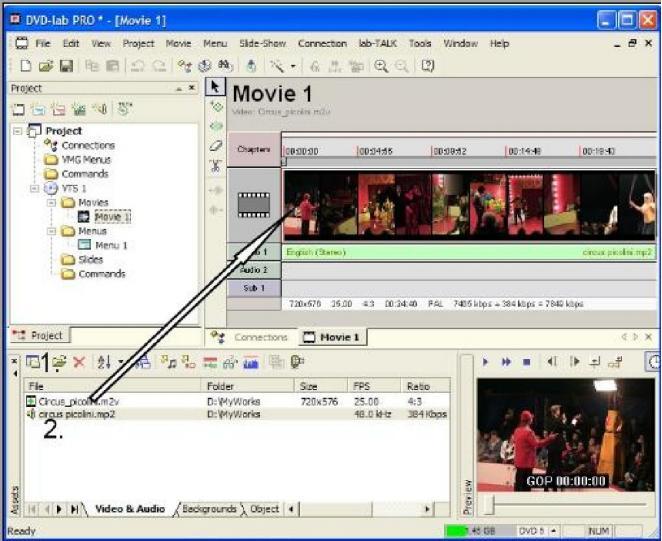 Van avi naar DVD met menu en ondertiteling Sreen_10