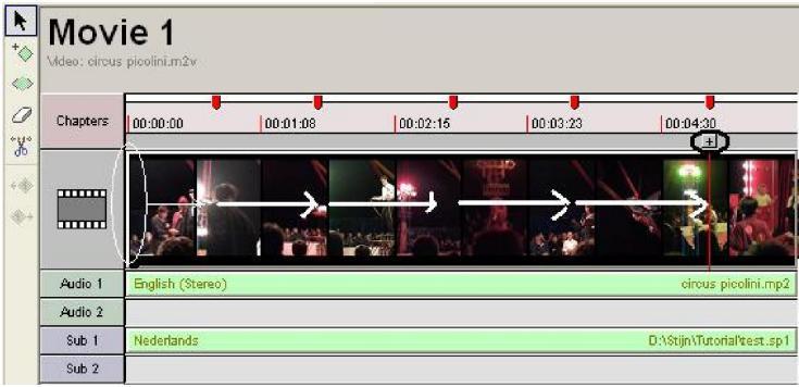 Van avi naar DVD met menu en ondertiteling Sreen_11