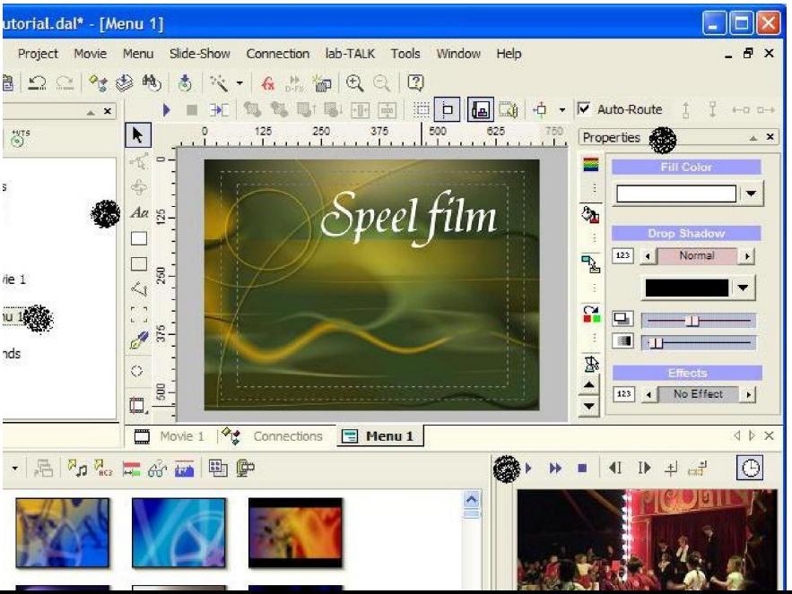 Van avi naar DVD met menu en ondertiteling Sreen_13