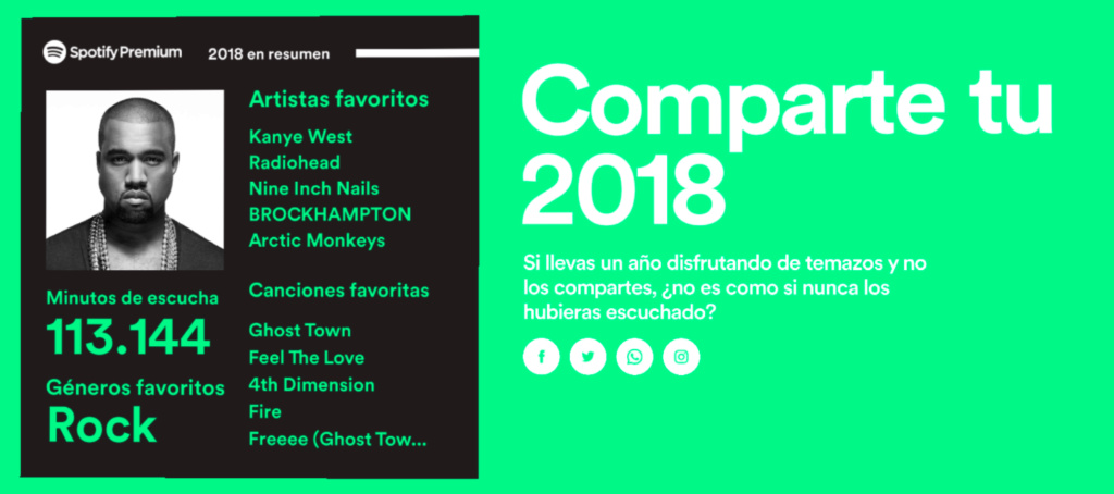 Tu resumen anual en Spotify - ¿Te atreves a compartirlo con el foro? Screen10
