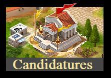 Candidatures !