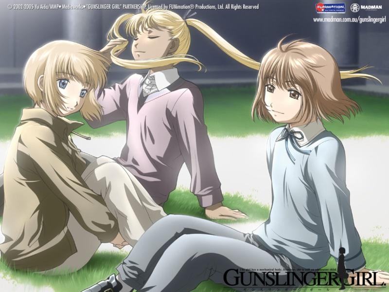 Um was geht es in dem Anime? Gunsli11