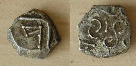 Drachme au triskele (Cadurques) [WM n° 8201] C511