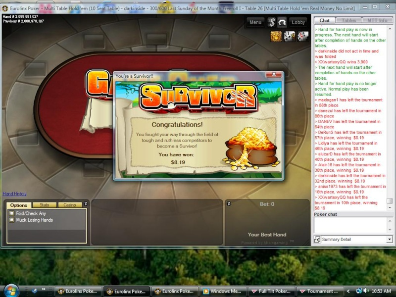 500$ survivor freeroll on eurolinxs 500_fr11