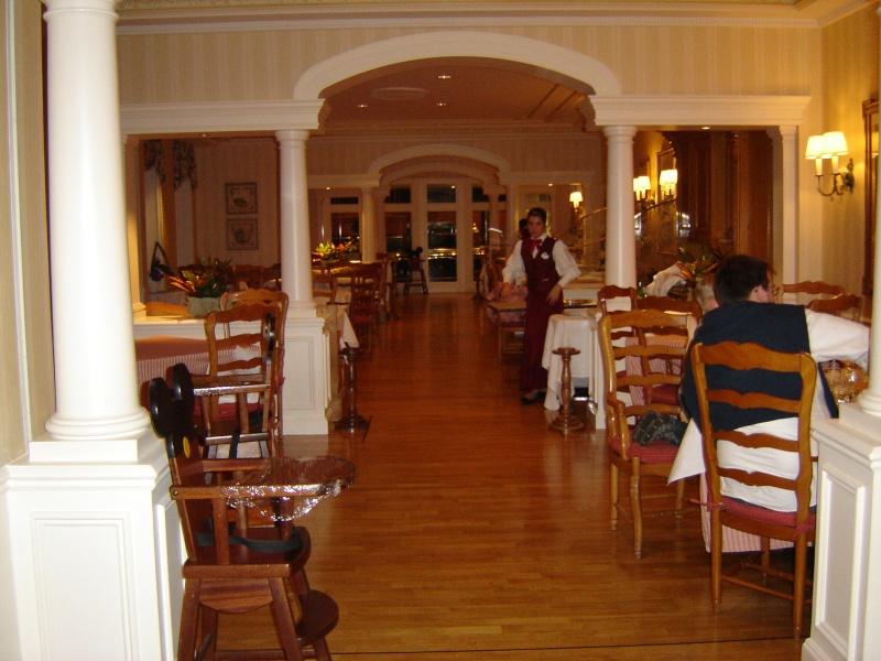 [Service à table] California Grill Disney27