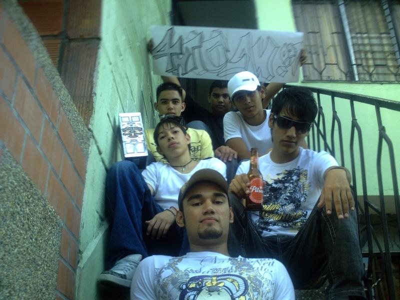 Primera Reunion CLAN 4NTICLAN  Medellin 6 /junio  2009 Crim0111