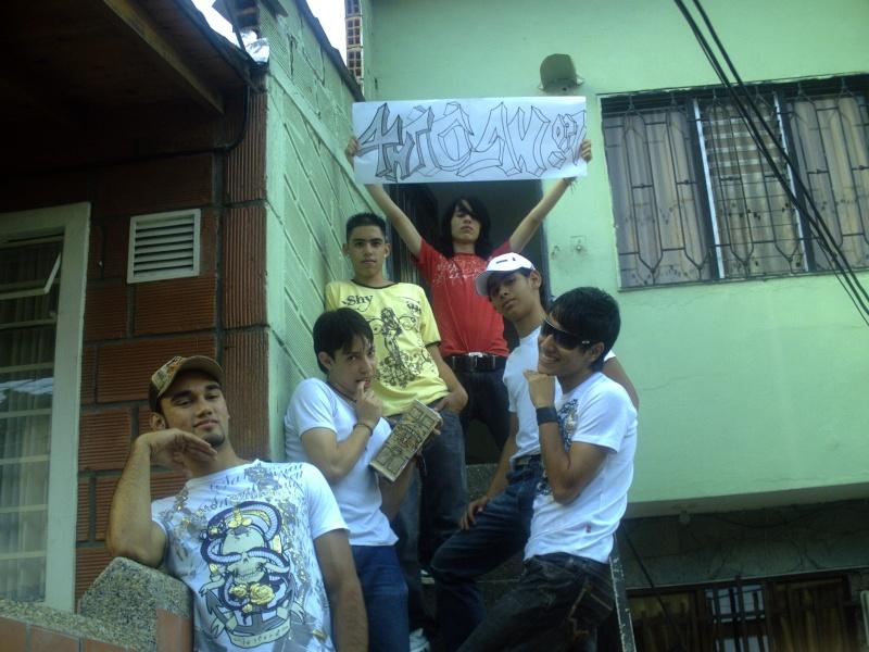 Primera Reunion CLAN 4NTICLAN  Medellin 6 /junio  2009 Crim0112