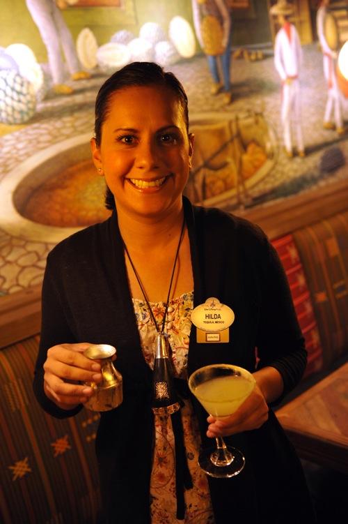 La Cava del Tequila (Mexico Pavillion Tequila Bar) Open 0826ar12