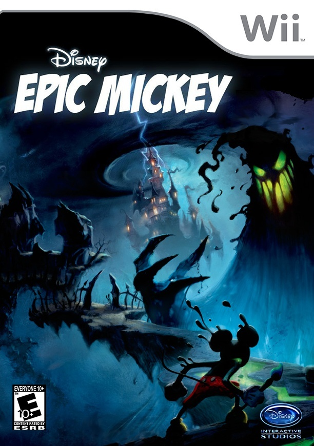 Epic Mickey (Warren Spector Game - Announced for Wii) Epicmi10