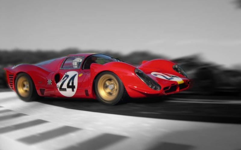 Ferrari 330P4 Dscn1010