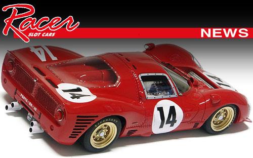 330P3 Racer Racer310