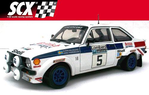 SCX aime les voitures de Rallye... moi aussi! Scx-es10
