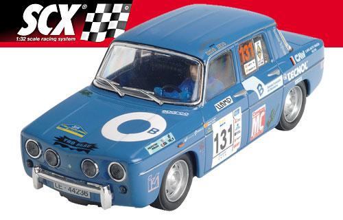 SCX aime les voitures de Rallye... moi aussi! Scx63710