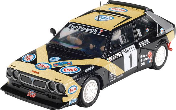 SCX aime les voitures de Rallye... moi aussi! Scx63711