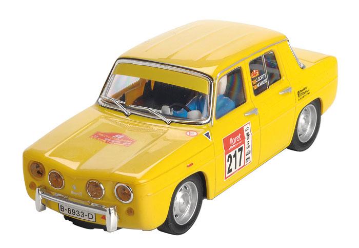 SCX aime les voitures de Rallye... moi aussi! Scx63810