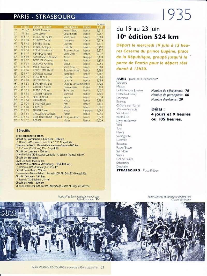 1935 PARIS -STRASBOURG Strasb26