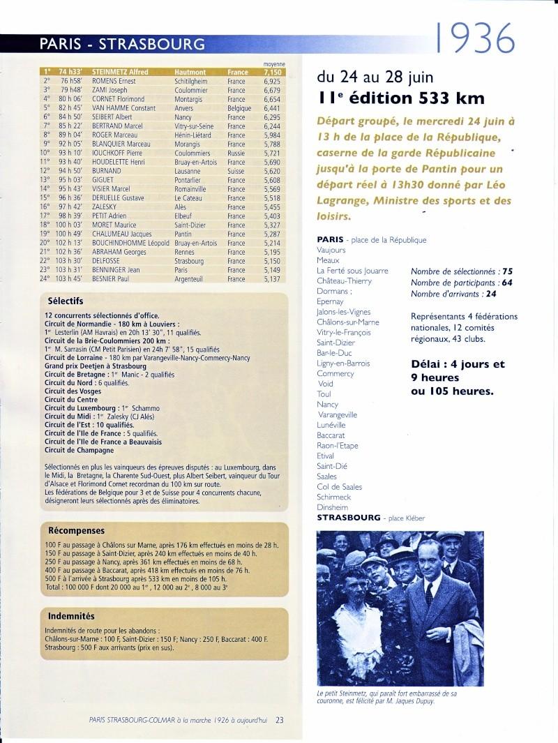 1936 PARIS -STRASBOURG Strasb28