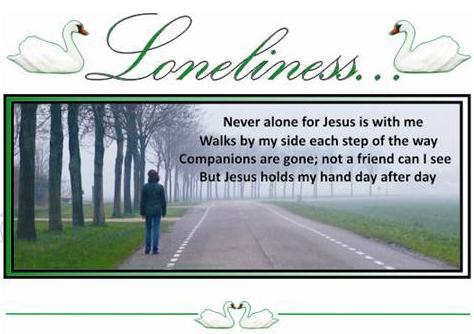 - Loneliness... 111