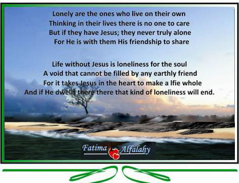 - Loneliness... 411
