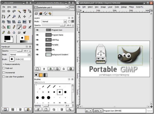 Vídeo curso completo - GIMP - Iniciante Gimp210