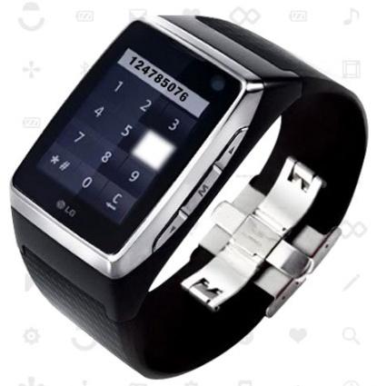 Relógio-telefone da LG  (G910) Lg_tel10