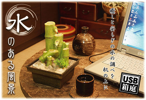 Mini USB-Powered Zen Garden Usb_ze11