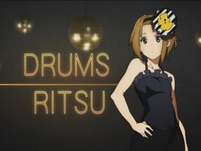 K-On 1080p Full HD (Descarga y Online) Ritsu_10