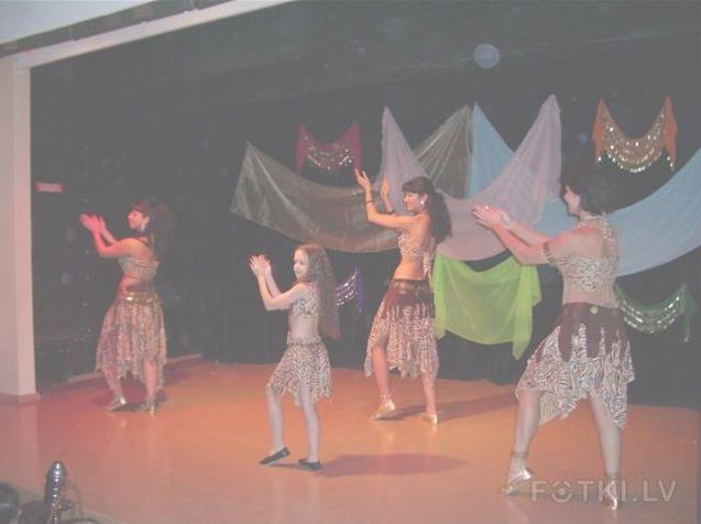 """Bellydance party - """"старенькие фоточки из чуланчика"""" 2110"""