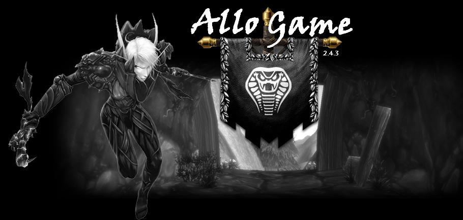 Allo Game Serveur 3.1.3