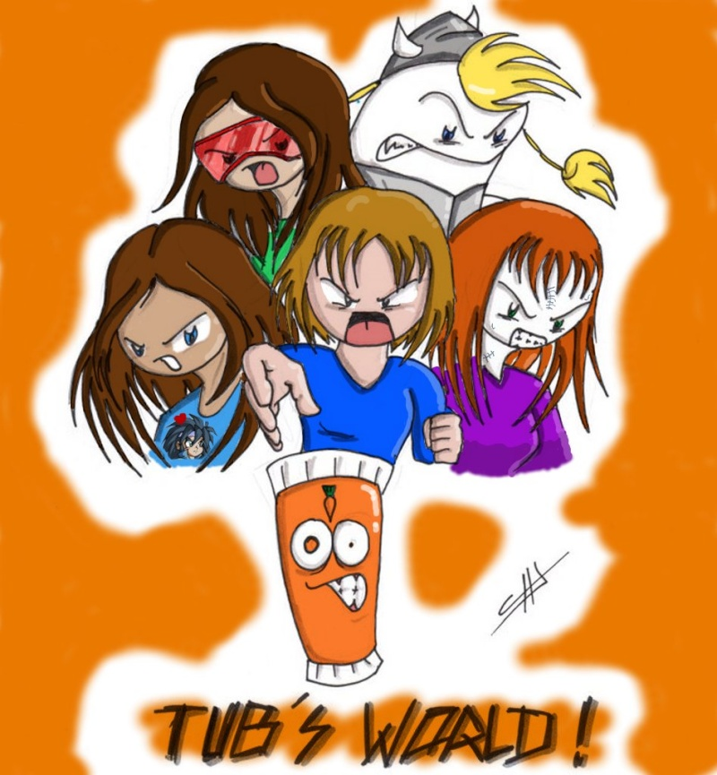 Tub's World