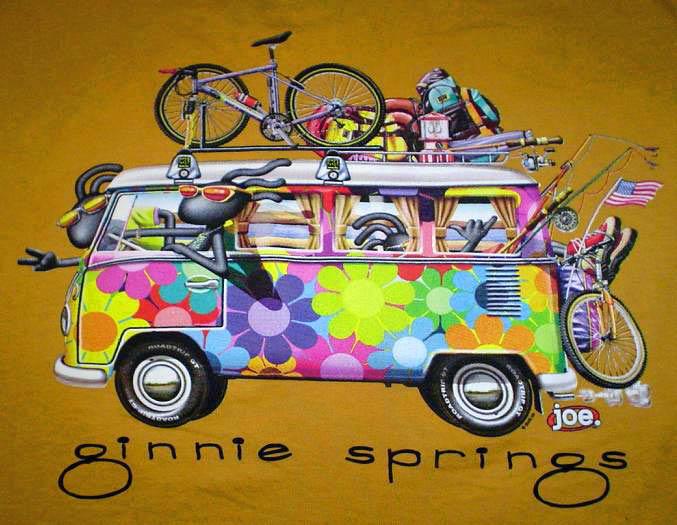FARFIGTUBIN V I - Ginnie Springs FL May 14 through 17th (CAMPING) 12366910