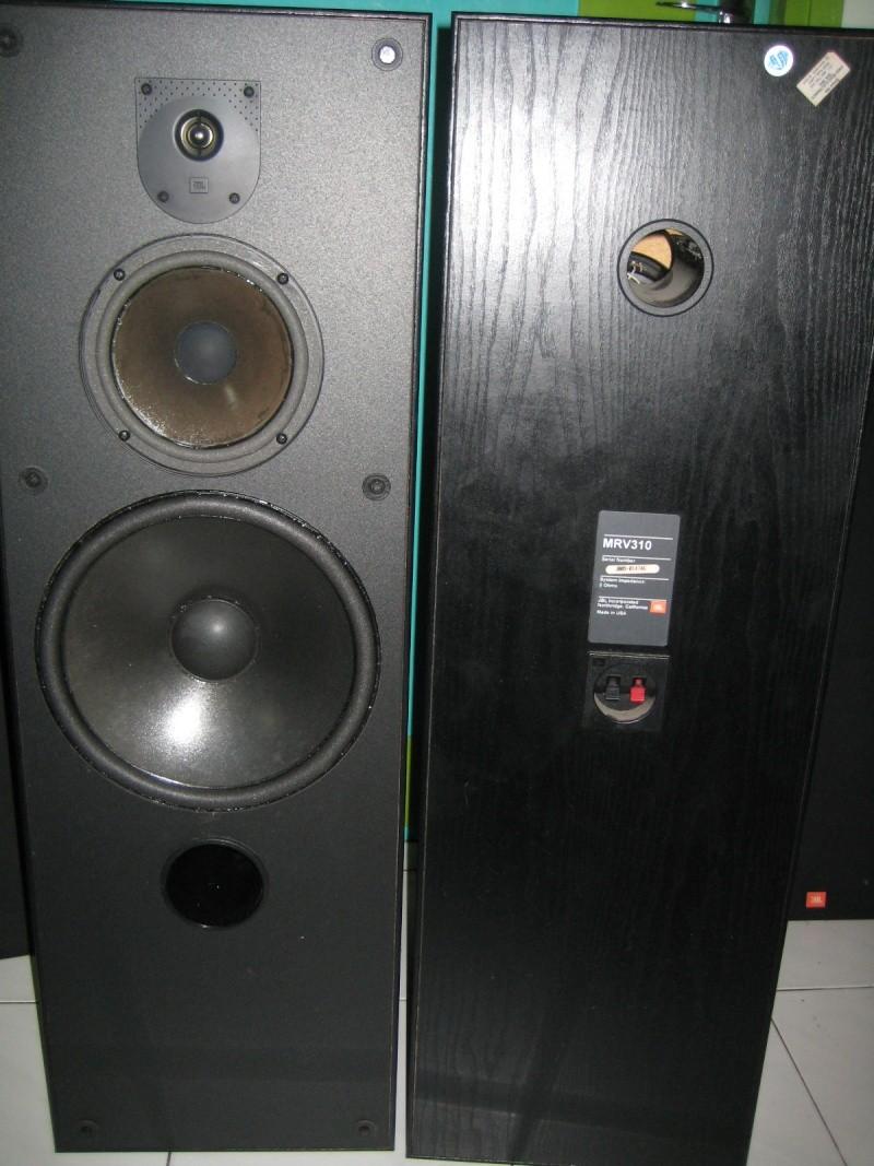 jbl mrv310 speakers used. Black Bedroom Furniture Sets. Home Design Ideas