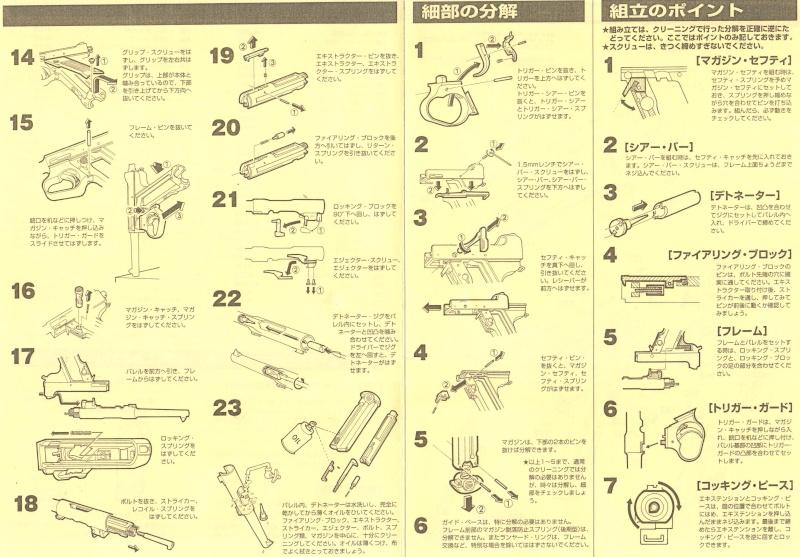 Hudson Nambu 14 Instruction Manual (Japan) 310