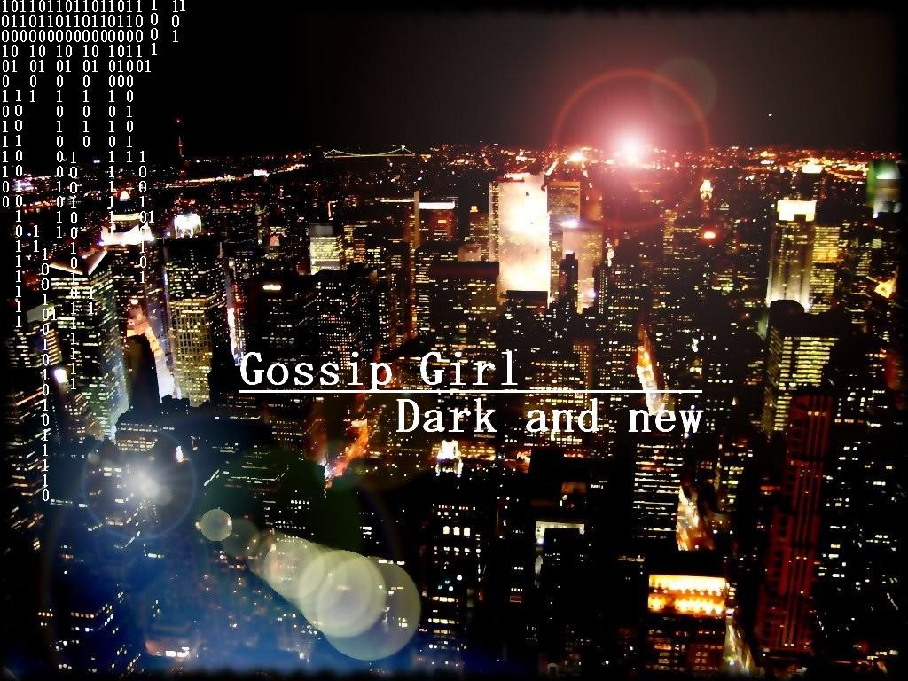 Gossip Girl: Dark and new Génération