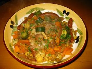 Cari de légumes sur couscous Cari_d11