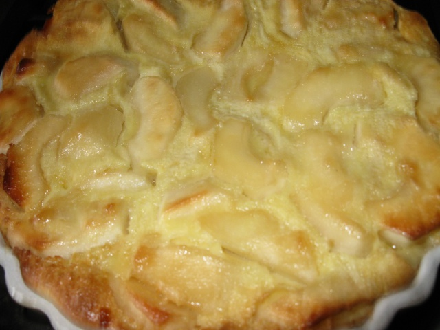 Far breton aux pommes caramélisées Far_br10