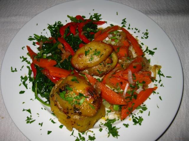 Pommes de terre farcies (patate ripiene) Pommes11